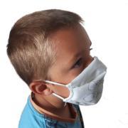 masque de protection tissu enfant